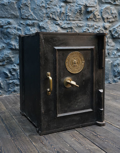 English safe j. cartwright & sons