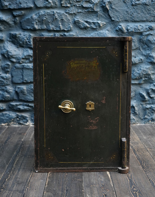 English safe george price