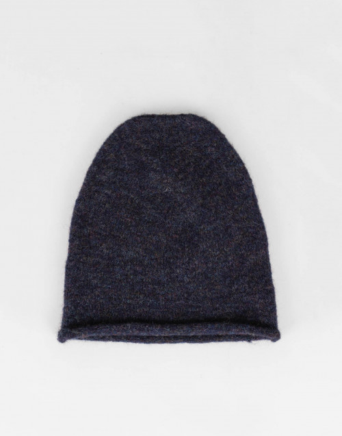 blue cotton cap