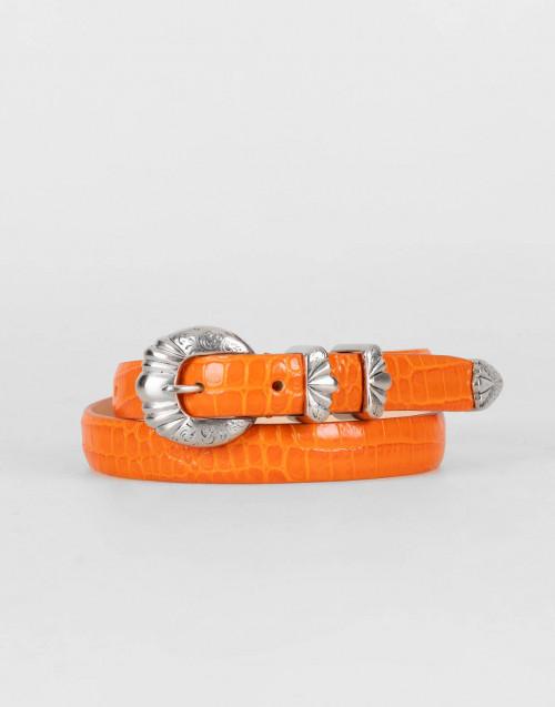 Cintura versailles arancio