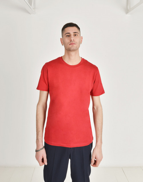 T-shirt basic rossa