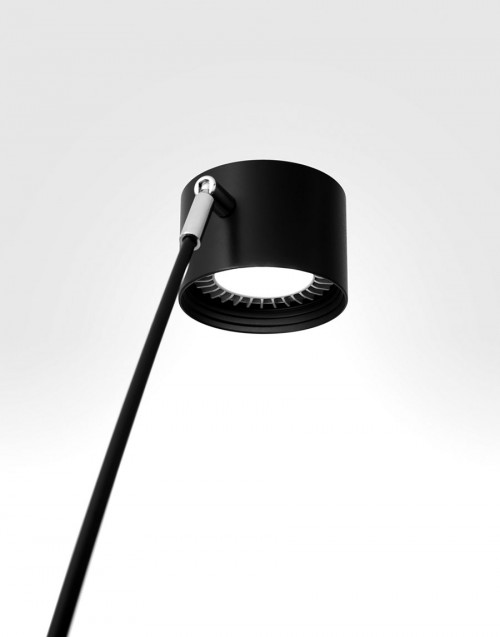 Sampei 260 Led Nero