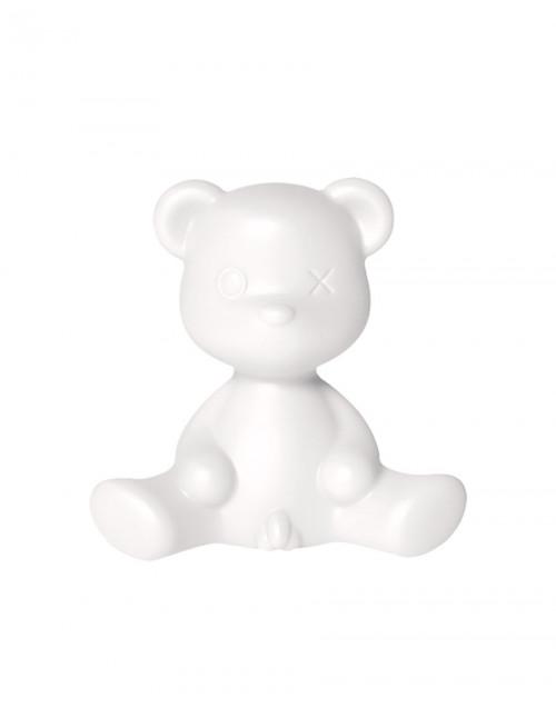 Lampada Teddy Boy bianca