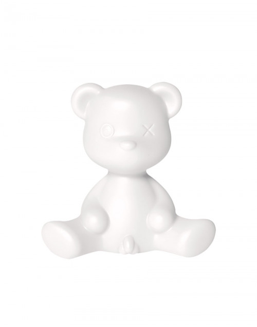Teddy Boy white lamp