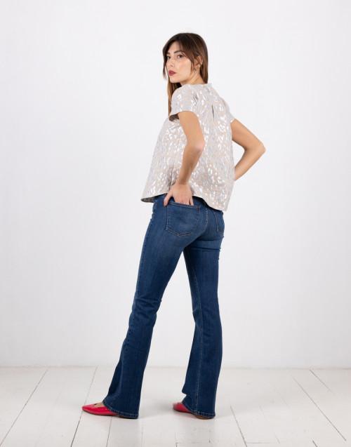 "Jeans a zampa ""Breda"""
