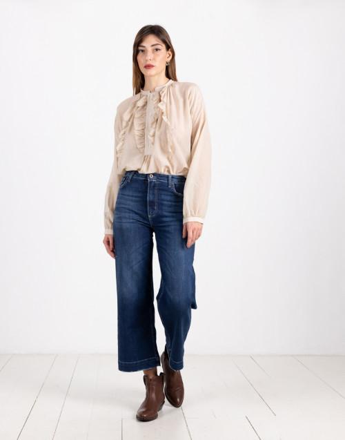 Jeans wide-leg