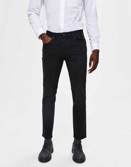 Jeans slim fit neri
