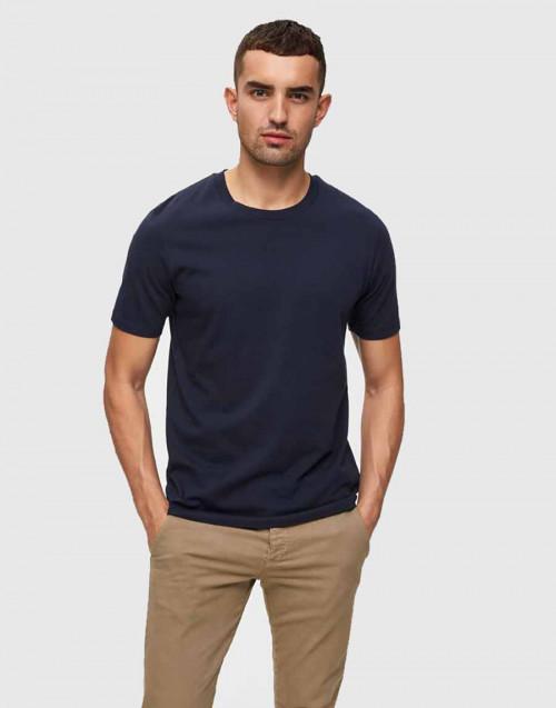 T-shirt regular fit bianca