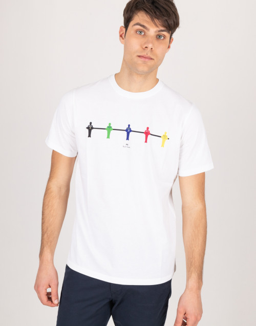 Table Football cotton t-shirt