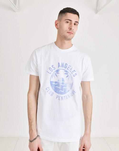 T-shirt pentaque bi
