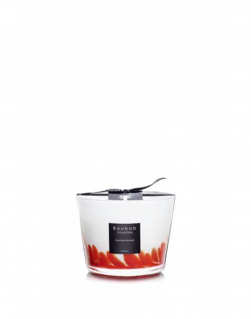 Feathers Masa candle-Patchouli, Rum Extract, Amber