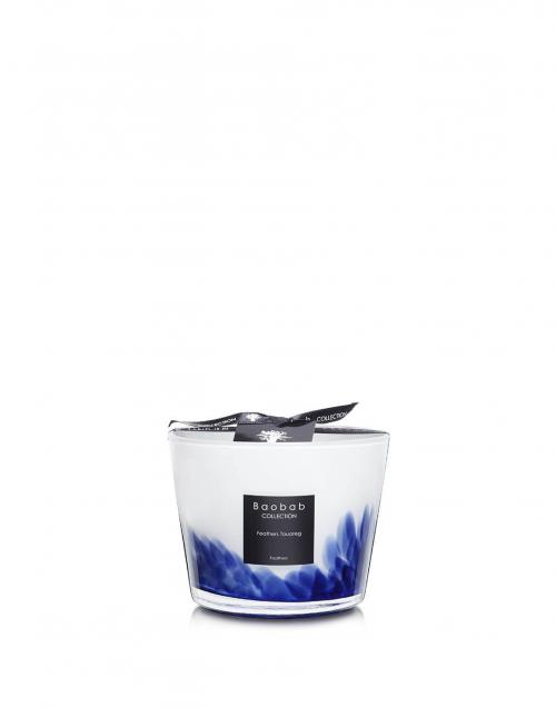 Feathers Touareg candle-Mint, Jasmine, Musk