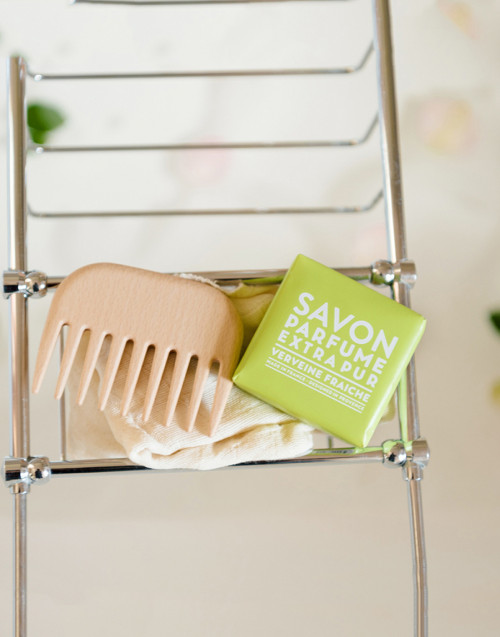 Fresh verbena bar of soap