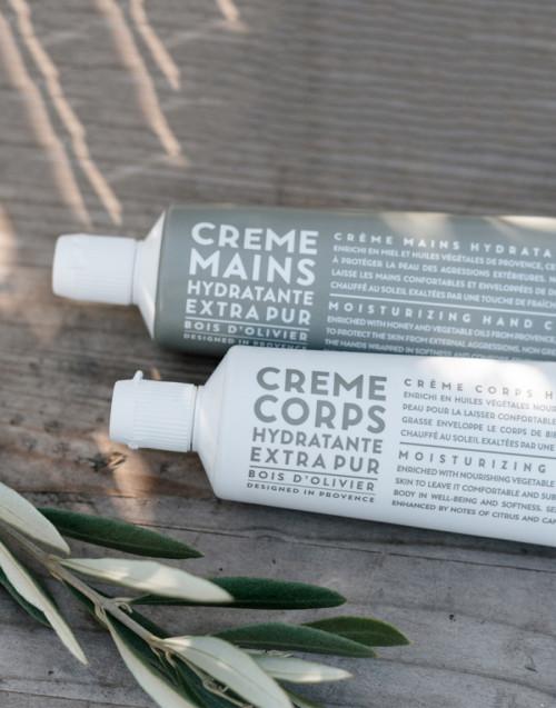 Olivewood body cream