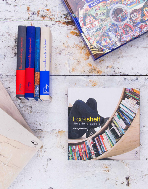 "Bookshelf"" di Alex Johnson""""Bookshelf"" di Alex..."