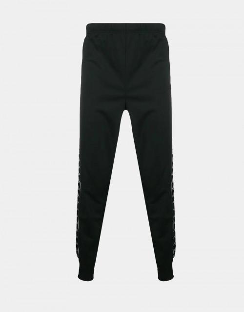 Pantalone track nero