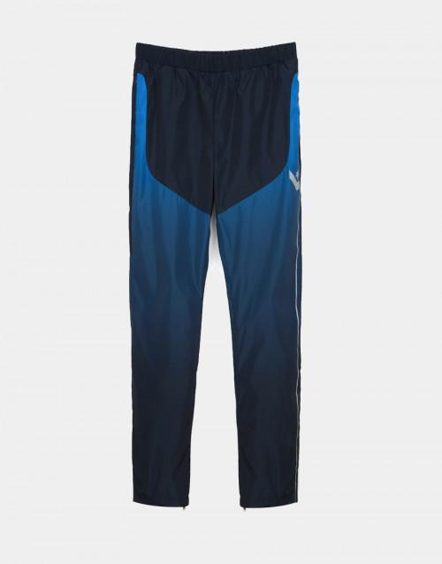 Pantaloni track blu