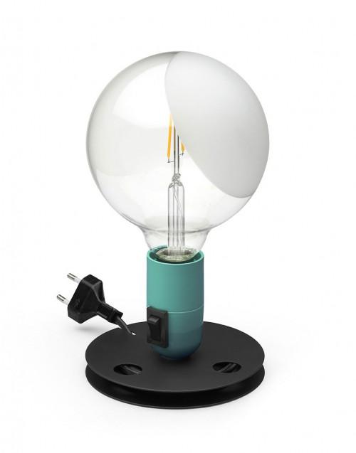 Turquoise Led bulb