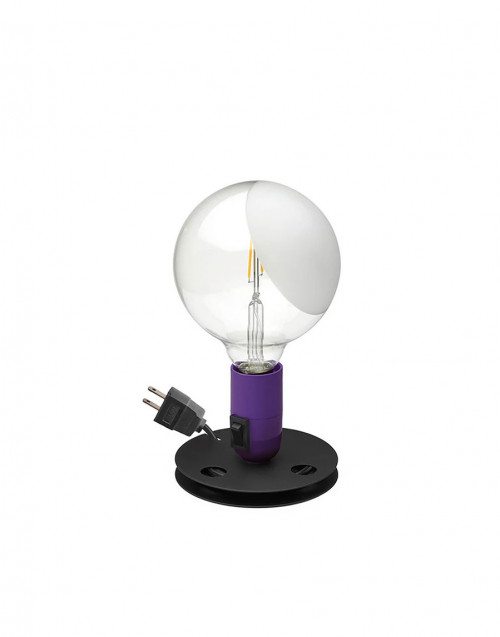 Purple Led bulb