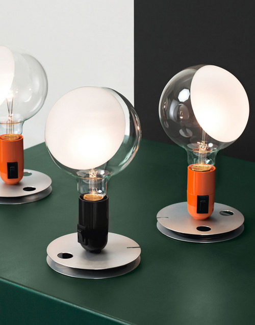 Black Led bulb