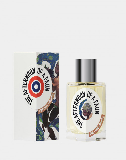 The afternoon of a faun edo vapo 100 ml