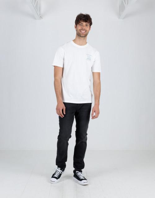 Jeans lavato nero