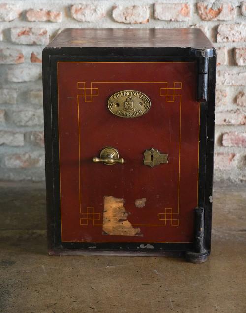 Birmingham vintage safe