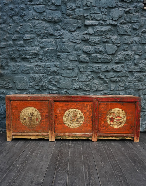 Ancient Chinese console table