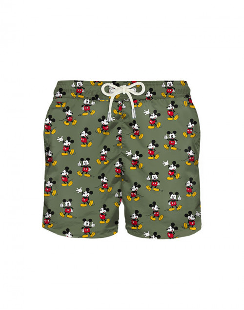 Mickey lighting swim shorts