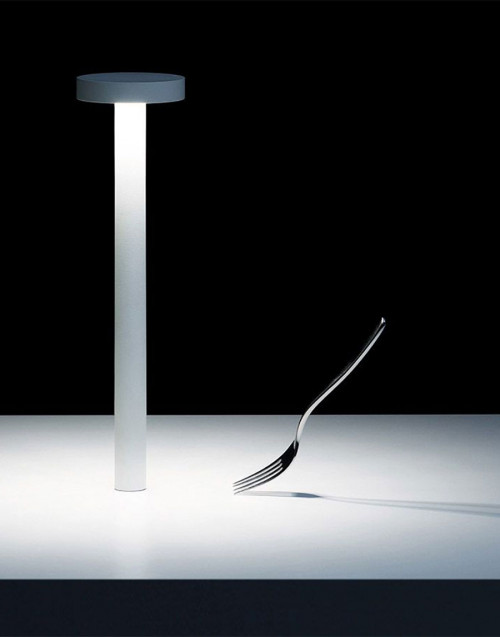 Lampada TeTaTeT Touch bianca