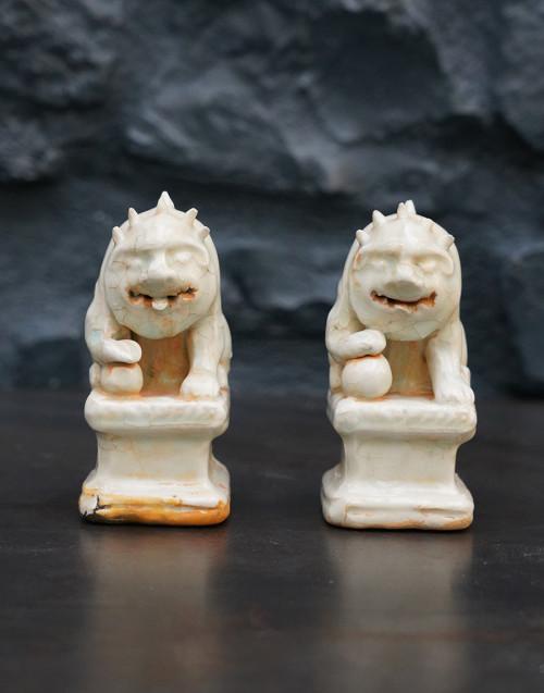Set statuette Gobbi