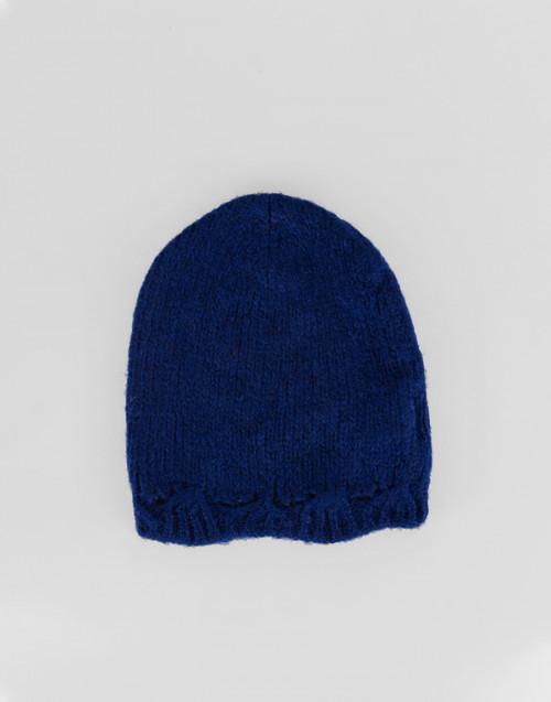 Alpaca blue wool cup