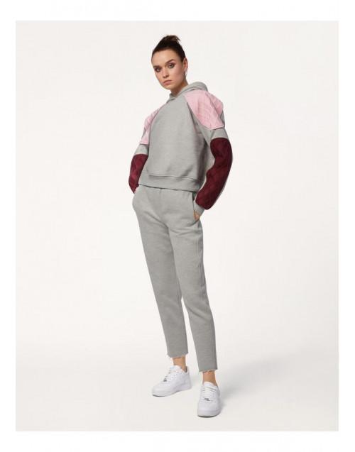 Camilla color block sweatshirt