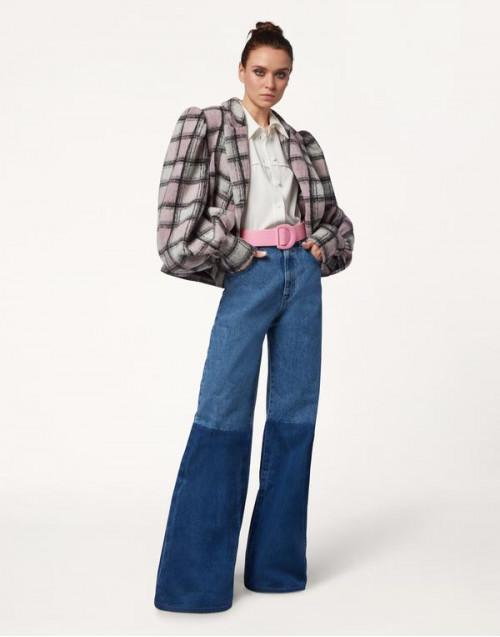 Jeans a zampa Zemira