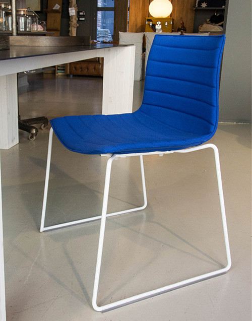 chair catifa 46 blue