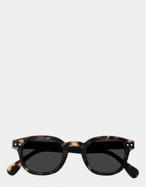 Reading sunglasses thick frame tortoise shell