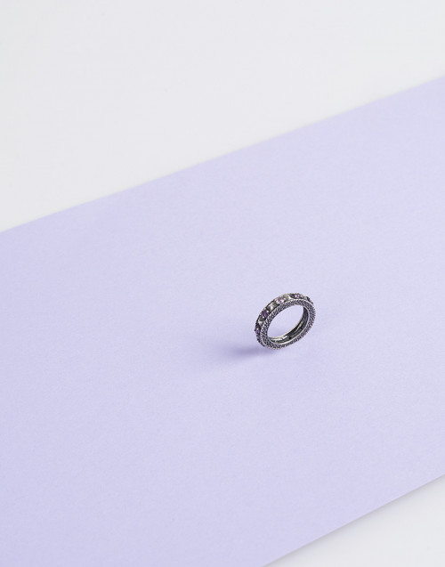 Small eternity ring