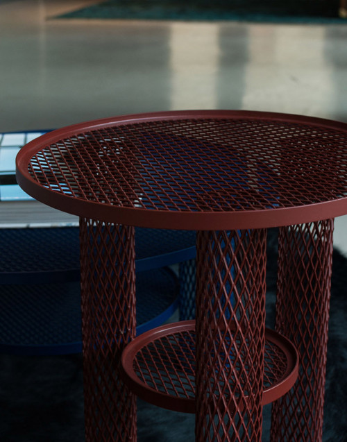 small table net