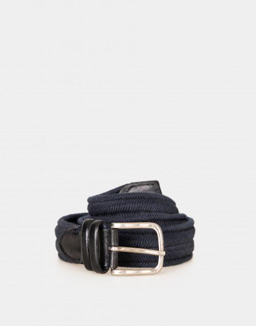 Cintura in tessuto