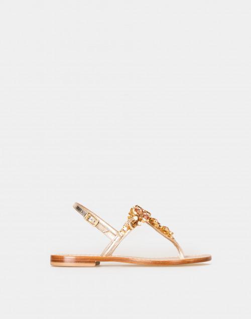Sandalo gioiello infradito
