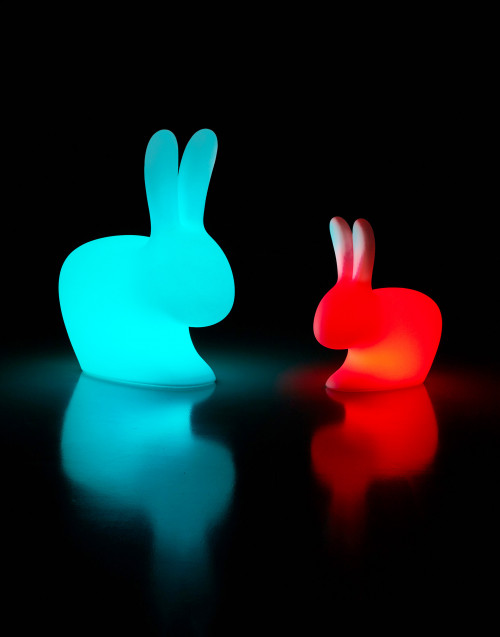 Outdoor lamp Rabbit big LED