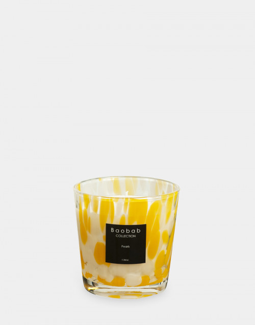 Candle Pearls Citrine max one