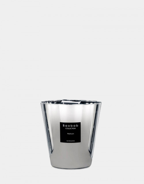 Platinum max one candle