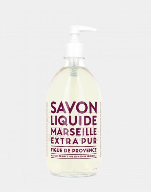 Sapone liquido di Marsiglia 500 ml Figue de Provence