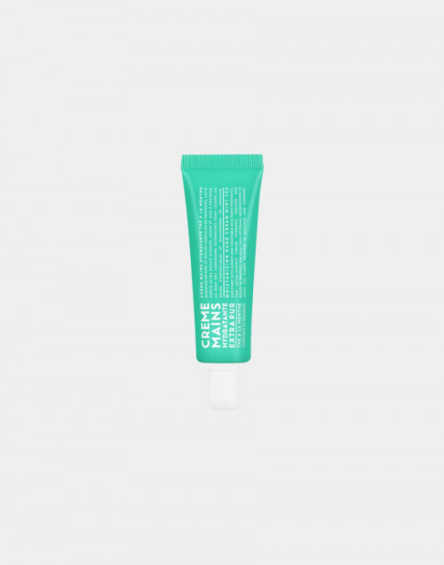 Mint tea hand cream