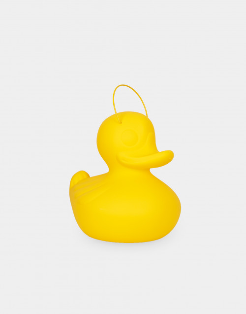 The Duck Duck yellow lamp big