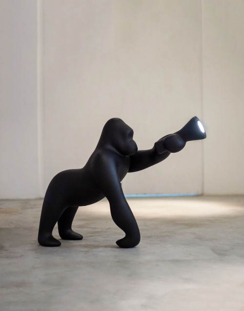 King Kong XS black lamp