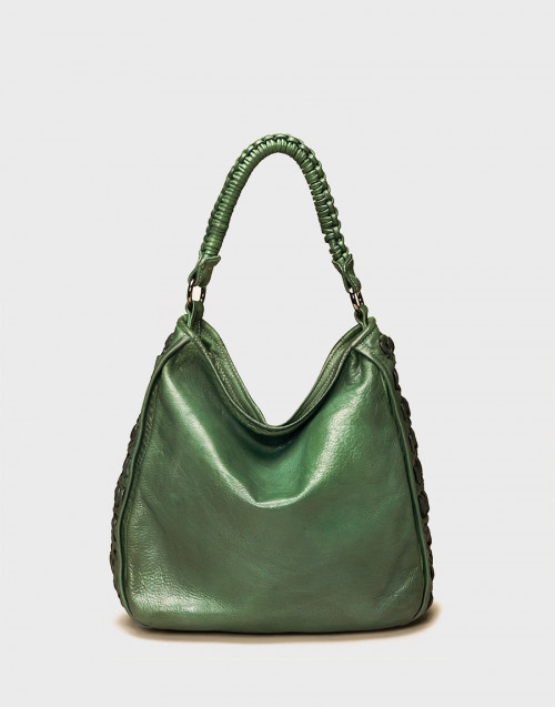 Green Aurora shoulder bag
