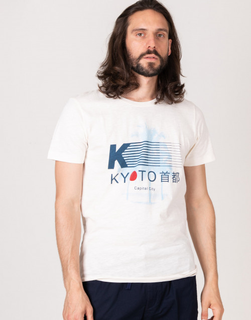 Kyoto cotton t-shirt