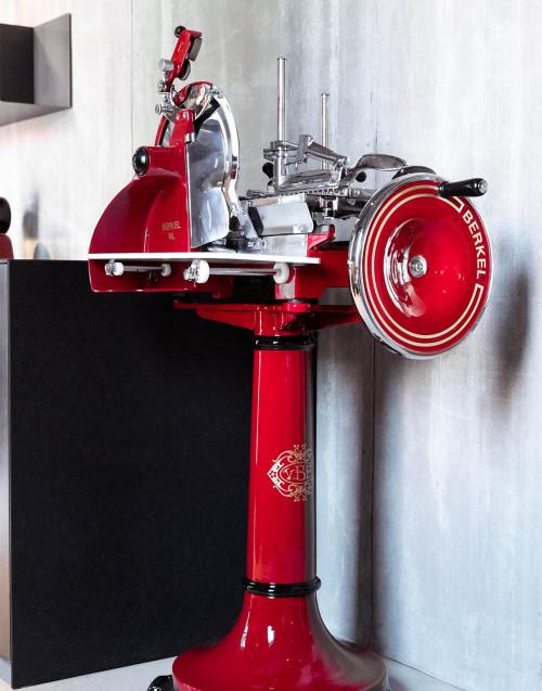 Red Berkel slicer model NL